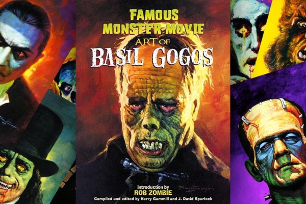 Famous Monster Movie Art of Basil Gogos