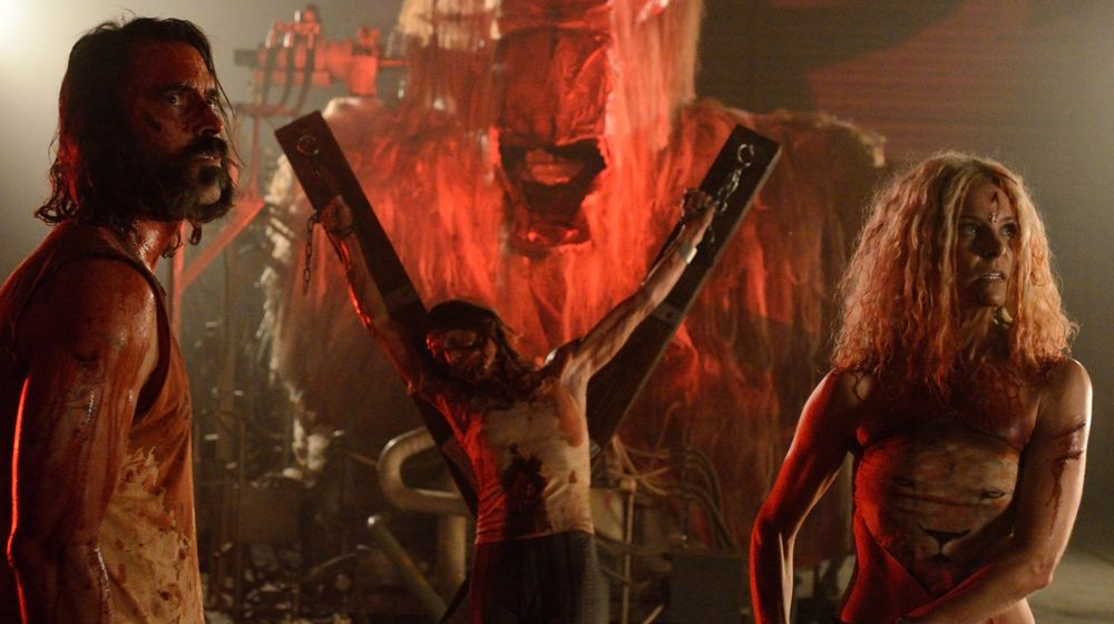 A scene from Rob Zombie's '31'